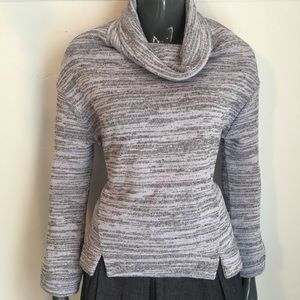 Anthropologie Cowl Neck Sweater Size XS
